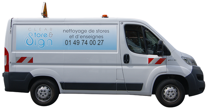 Camion d'intervention autonome